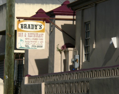 Brady's, Christiansted